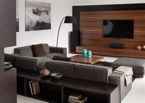 wohnzimmer modern gestalten wohnzimmer in grau und schwarz gestalten 50 wohnideen