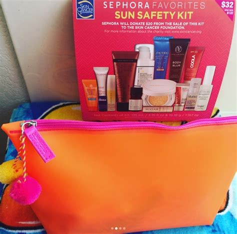 Sephoras Sun Safety Kit Product 3 3 by Sephora Sun Safety Kit 2017 Spoilers In Stores Now