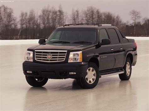 Cadillac Escalade EXT (2003)