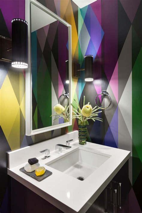 Small Powder Bathroom Ideas by Id 233 Es De D 233 Coration Inspirantes Pour Rendre Nos Toilettes