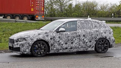New Bmw 1er 2019 by 2019 Bmw 1 Series Spied Possibly In M140i Spec