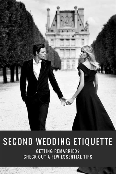 Wedding Attire Etiquette For Family by 1000 Ideas About Second Weddings On Second