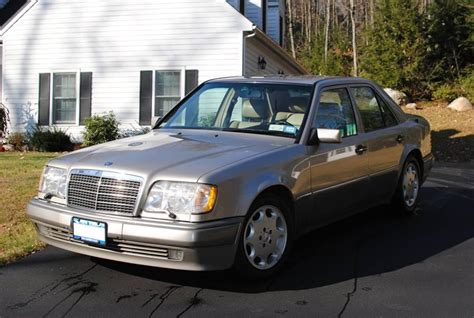 Mercedes W124 For Sale by Booms W124 Mercedes E500 For Sale