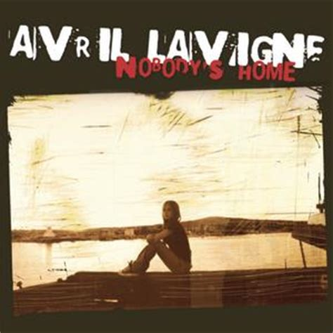 afie nobodys home avril lavigne