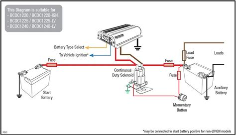 redarc dual battery wiring diagram 34 wiring diagram