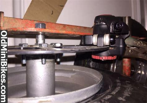 doodlebug hydraulic brake mechanical disc brakes