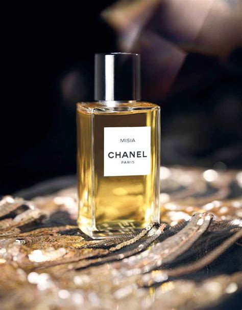 News Perfume by Les Exclusifs De Chanel Misia Chanel Perfume A New