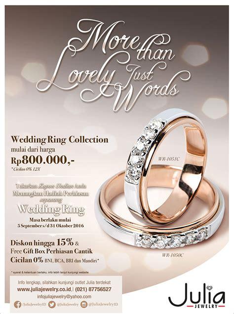 Jual Wedding Ring Bandung by Jewelry Bandung Style Guru Fashion Glitz