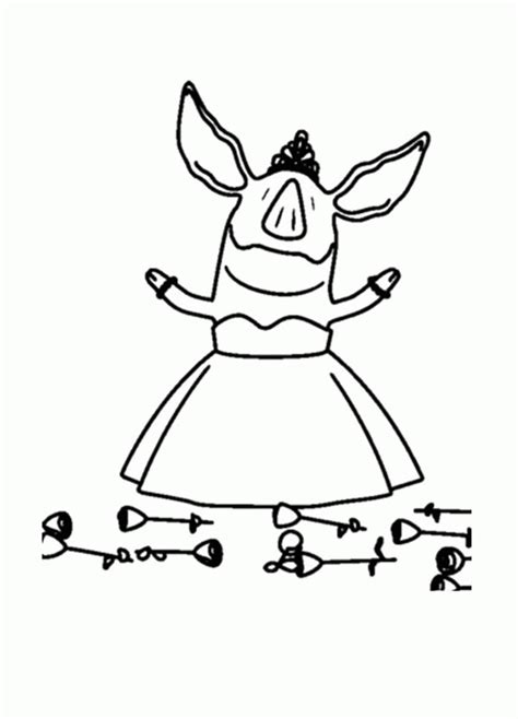 olivia pig coloring page olivia printable coloring pages coloring home