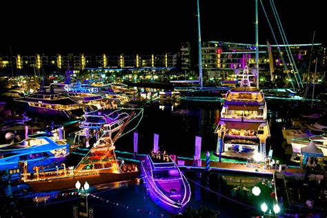 lights boat parade one15 boat light parade luxury yacht charter