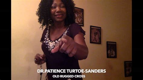 rugged cross doctor who rugged cross song by dr patience turtoe sanders