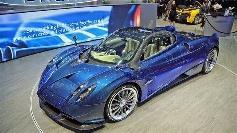 100 Maserati Huayra Only Pagani Huayra In New