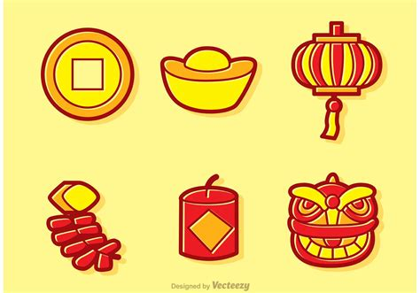 lunar new year vector lunar new year vectors free