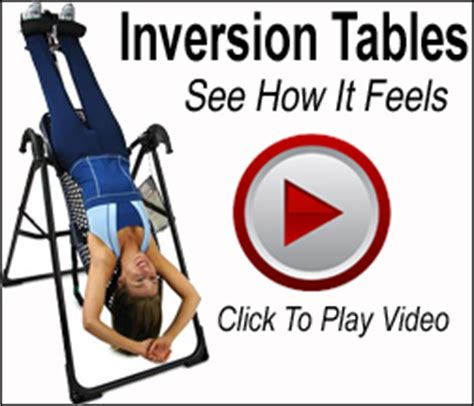 pin benefits of inversion therapy fyhtcom on