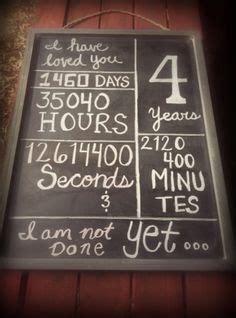 25  Best Ideas about 4th Wedding Anniversary on Pinterest