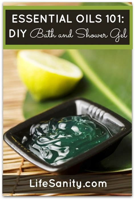 How To Use Essential Oils In The Shower by 25 Best Ideas About Shower Gel On