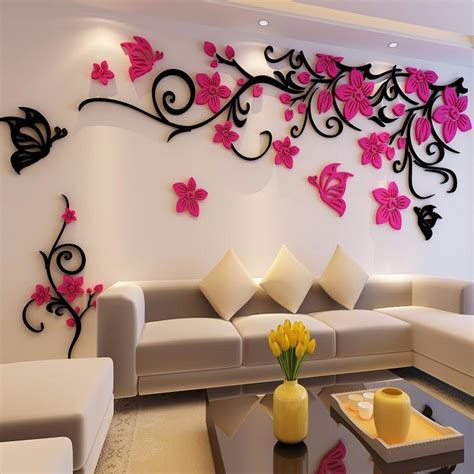wall stickers for home decoration 3d wall stickers home decor big tree wall