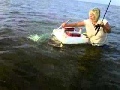 utimate wade fishing caddy youtube