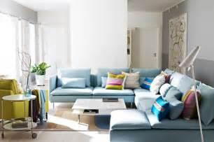 Kleine Couch Ikea by Ideen F 252 R Das Kleine Wohnzimmer 30 Inspirierende Bilder