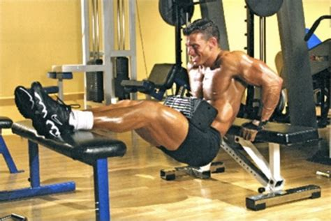 triceps bench dip these exercises are dangerous and not too effective