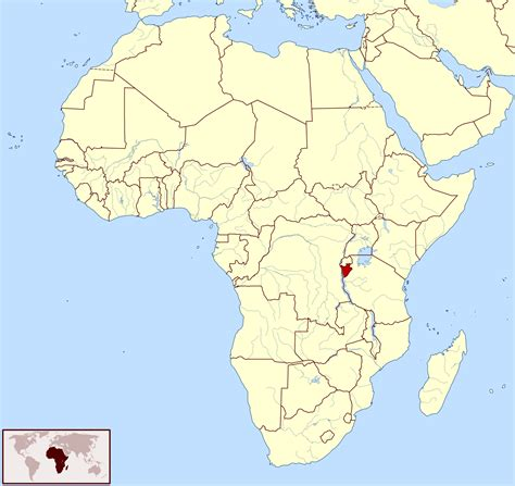 Address Map Maps Of Burundi Map Library Maps Of The World