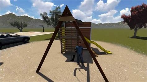 4x4 swing set plans 4x4 swing set plans woodworking projects plans