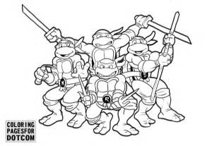 ninja turtles coloring pages 1 coloring pages printable