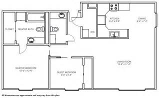 two bedroom two bath floor plans independent living spaces floorplans seattle wa horizon