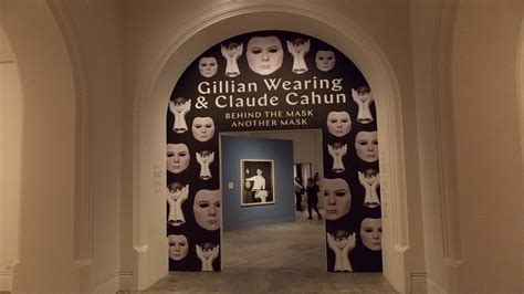 gillian wearing and claude 1855147505 exhibition review gillian wearing and claude cahun at the national portrait gallery 2017 youtube