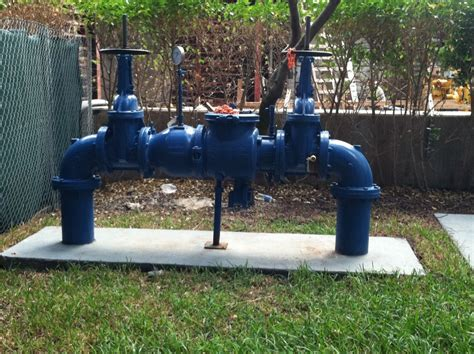 backflow prevention service south florida plumbing service