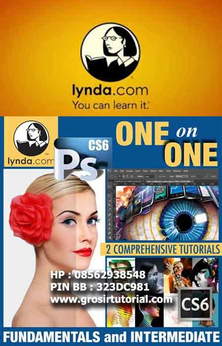 Dvd Belajar Photoshop Advance Lynda jual tutorial photoshop fotografer jual tutorial