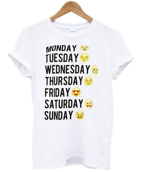 Tshirt Tuesday monday tuesday tshirt