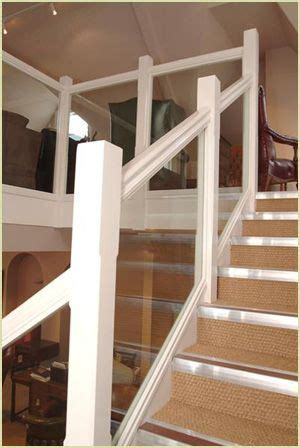 Interior Newel Post Caps by 1000 Images About Loft Stairs On Search