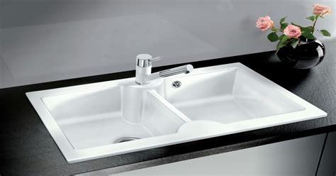 lavello in ceramica per cucina lavelli blanco soluzione perfetta per la cucina blanco