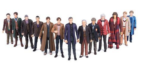 doctor who doctor who 13 doctors figure set mightymega