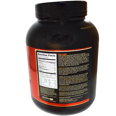 p protein powder h l athletics gold standard 100 whey by optimum nutrition