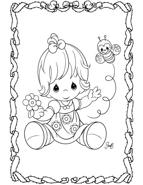 Precious Moments Animal Coloring Pages Precious Moments Free Colouring Pages by Precious Moments Animal Coloring Pages