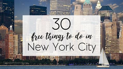 I Am In New York City For My Appearance On The Mar by 30 Free Things To Do In New York City To Travel Beyond