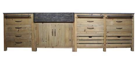 meuble ind駱endant cuisine cuisine o 249 trouver des meubles ind 233 pendants en bois brut