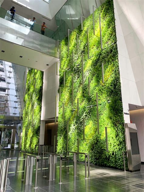 commercial green wall designs vertical green malaysia