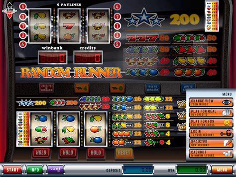 random runner slot machine  simbat casino slots