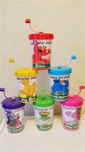 Sesame Favor Cups by Sesame Favor Cups Diy Elmo Big By