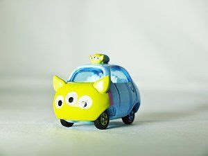 Tomica Takara Tomy Perry Duck Blue Disney Tsum Tsum Diecast Car 2007 disney tomy and cars on