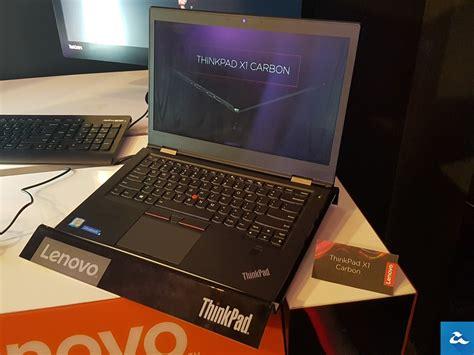 Harga Lenovo X1 lenovo melancarkan tiga komputer riba baru dari keluarga