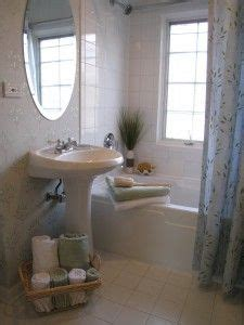 staging a small bathroom bathroom staging g on pinterest staging bathroom and