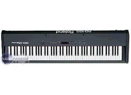 Keyboard Roland Rd 100 take it home reviews roland rd 100 audiofanzine
