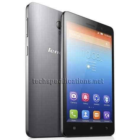 Lenovo S860 Lenovo S860 Mobile Phone Tech Specs