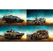 MAD MAX FURY ROAD Vehicles As Model Toy Cars Would Be Fab