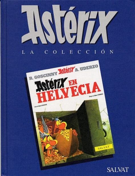 libro asterix in spanish asterix ast 233 rix the collection the collection of the albums of asterix the gaul asterix in switzerland
