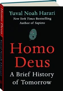 homo deus a brief 1784703931 homo deus a brief history of tomorrow hamiltonbook com